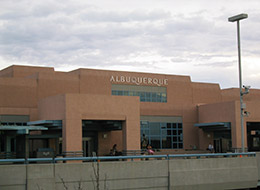 Leiebil Albuquerque Airport