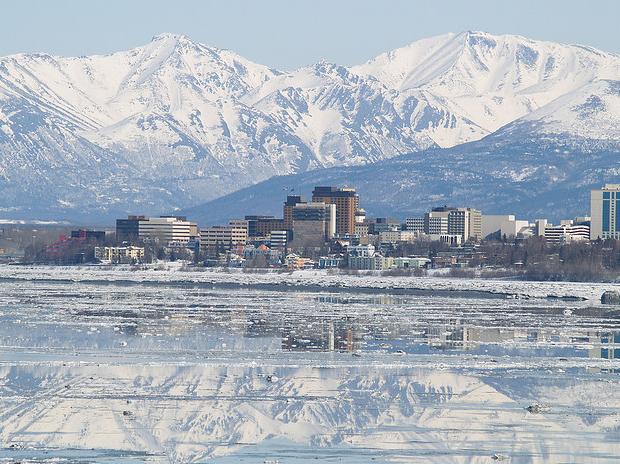 Leiebil Anchorage