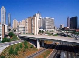 Leiebil Atlanta