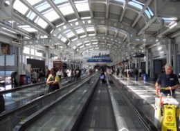 Leiebil Chicago Airport