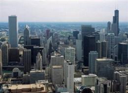 Leiebil Chicago