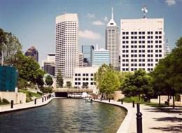 Leiebil Indianapolis
