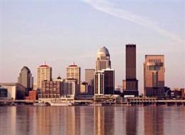 Leiebil Louisville