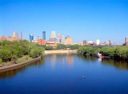 Leiebil Minneapolis