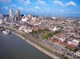 Leiebil New Orleans